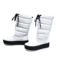 Белые угги Levonni