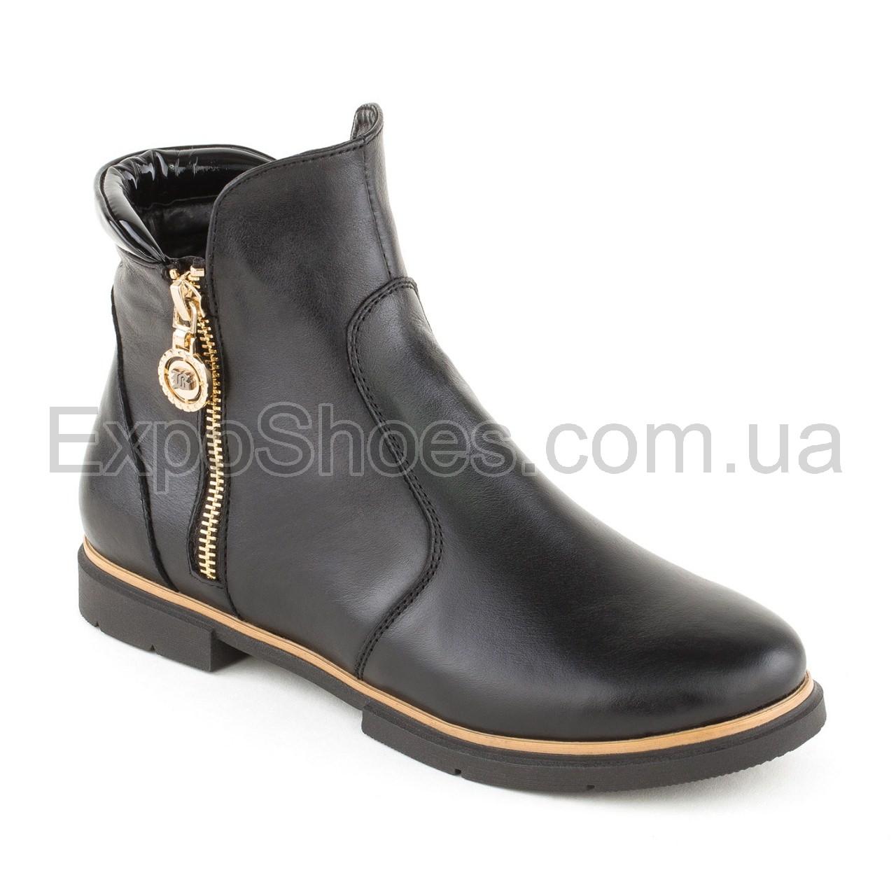 Женский ботинок 218