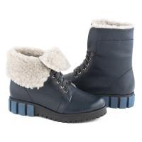 442fda2466aa 94540 Женские сапоги LUDJEN обувь оптом от Днепропетровского производителя  Осень-Зима 94540