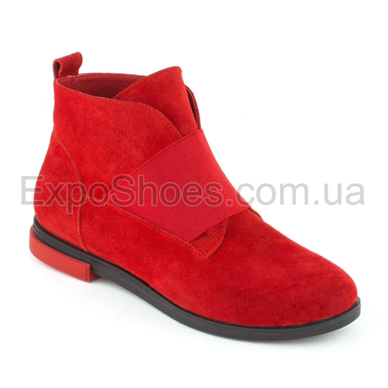 Женский ботинок Meri