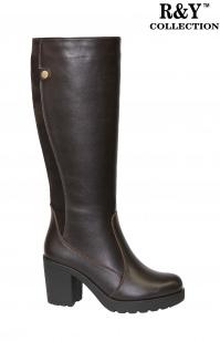 0053ec45dadf 98756 Женская зимняя обувь от производителя R Y Днепропетровск 98756