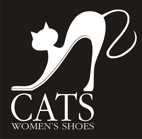 Логотип обуви Cats