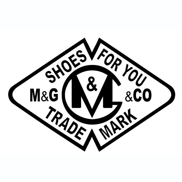 Логотип фабрики обуви Мигико
