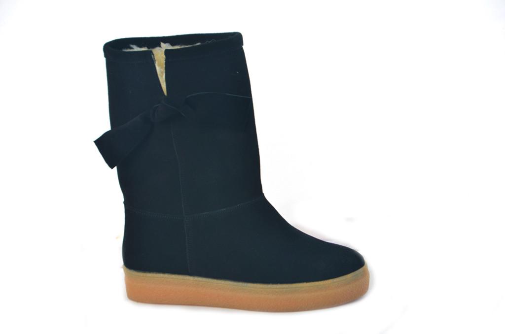 Фото обуви зимние ботинки