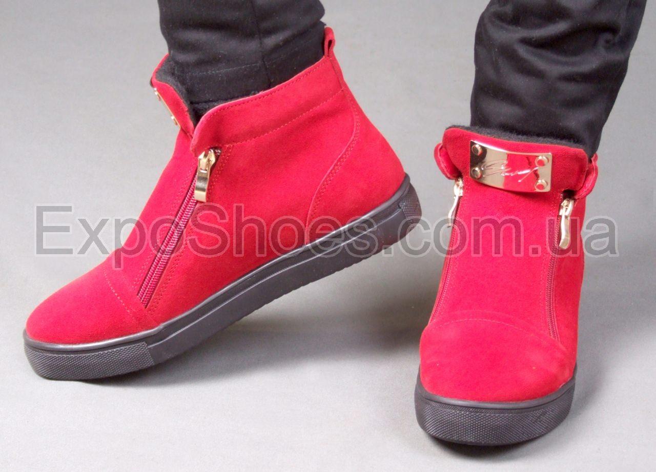 Женские ботинки Pella
