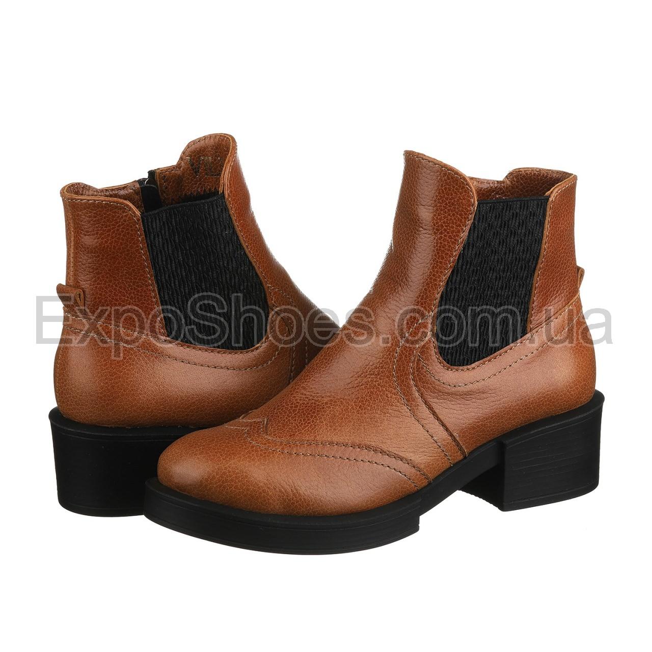 Ботинки фото Villomi